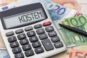 Wintergarten - Kosten kalkulieren