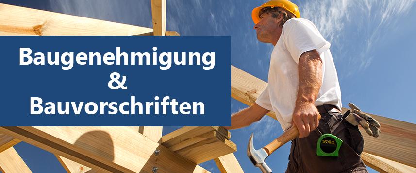 Wintergarten Baugenehmigung Bauvorschriften